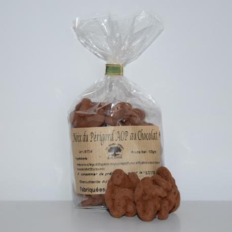 Noix du Périgord au chocolat
