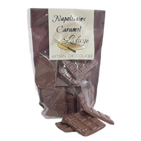 «Napolitains» leche y caramelo