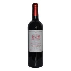 """Pécharmant rouge AOC , """"Domaine Brisseau-Belloc"""", 75 cl"""