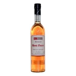 Pink fig aperitif