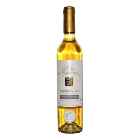 """Côtes de Montravel moelleux AOC, """"Cuvée Prestige"""", 50 cl"""