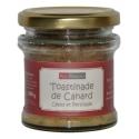 «Toastinade» de pato con ceps en persillade