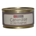 « Canardise » with arrmagnac