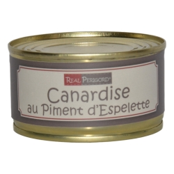 « Canardise » with Espelette chili