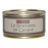 Le Graoutou de canard (grattons)