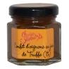 Le Confit d'oignons au jus de truffes