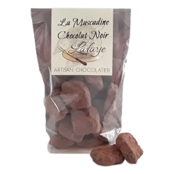 « Muscadines » chocolate negro