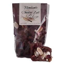 Mendiants-chocolat lait