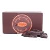 Orangines enrobées de chocolat noir